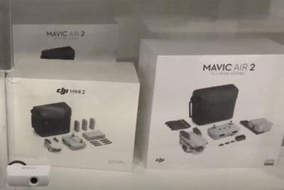 大疆Mavic Mini 2无人机售价曝光