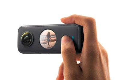 Insta360 ONE X2口袋全景防抖相机发布!和火影联名