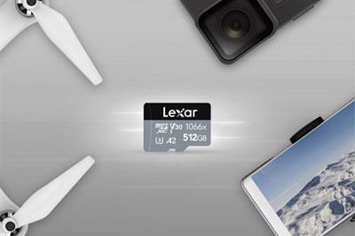 雷克沙推出Silver系列1066x microSD存储卡新品
