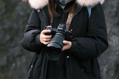 精彩细节 尼康Z7全画幅相机的风光摄影体验