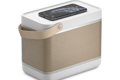 B&O推出可为iPhone无线充电的手提箱式Beolit 20扬声器