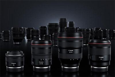 佳能RF70-200 F4 L和RF50 1.8 STM两款新镜头曝光