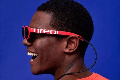 沃达丰明年春季推出Nreal Light AR MR眼镜