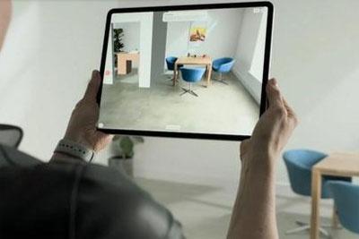 新专利显示未来苹果硬件可以从平面视频中创造出合成现实场景