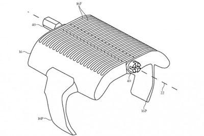 新专利显示苹果正在研究技术提高智能手环铰链的可靠性