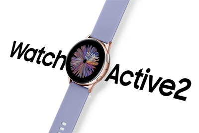 三星更新Galaxy Watch Active 2固件,支持Smart Tag蓝牙追踪器