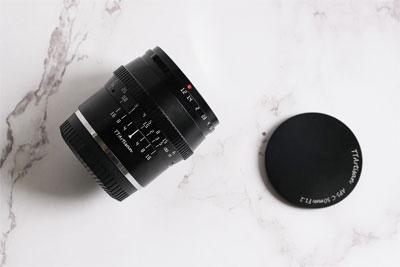 大光圈半幅镜头 铭匠光学50mm F1.2评测