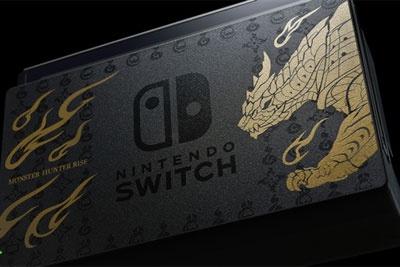 加量不加价!Switch推全新限定套装 赠豪华游戏礼包