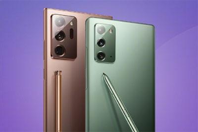 基于安卓11:三星推送国行Galaxy Note 20系列One UI 3