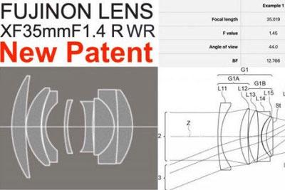 富士XF35mmF1.4镜头将迎来更新