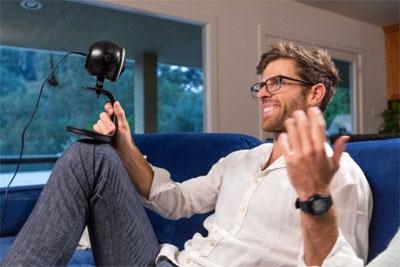 Movo WebMic上架众筹:集摄像头、麦克风和照明于一身