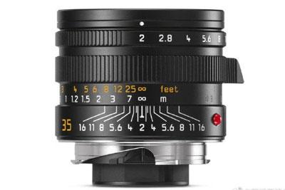 徕卡Apo-Summicron-M 35mm F2 ASPH镜头价格超五万