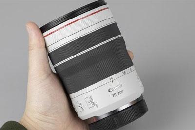 小巧轻便且精悍 佳能RF70-200mm F4L IS USM评测