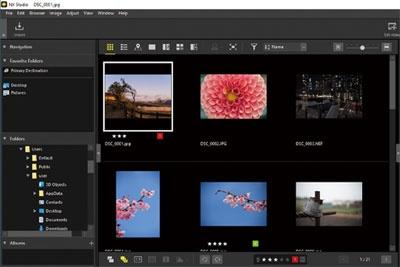 尼康发布新软件NX Studio 可实现照片和视频的无缝浏览和编辑