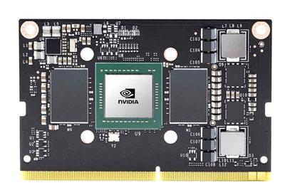 英伟达发布Jetson TX2 NX单卡计算模块:Pascal GPU,4GB内存
