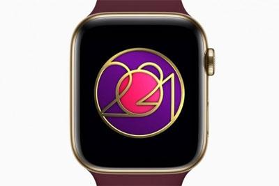 Apple Watch上线国际妇女节锻炼挑战赛 可获得勋章