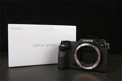 亿时代悍将 富士中画幅无反相机GFX100S评测
