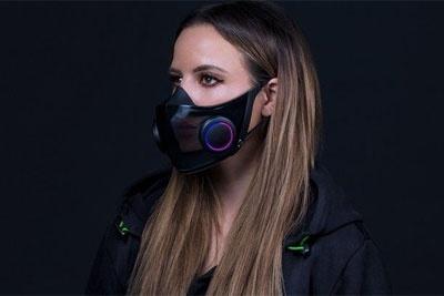 """新型人脸外设:格力电器公开""""电动口罩""""外观专利"""