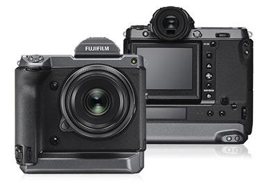 富士GFX100中画幅无反相机迎来3.02固件升级