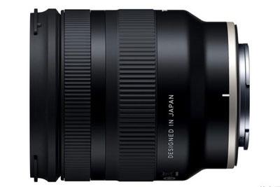 半画幅轻便型超广 腾龙11-20mm F/2.8 Di III-A RXD新品解析