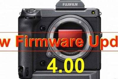 自动对焦提升 富士GFX100新固件将6月到来