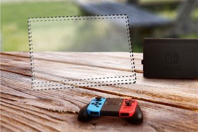 联想YOGA平板兼职便携显示器:可直连Switch