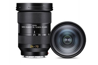 徕卡正式发布SL 24–70 f/2.8 ASPH镜头