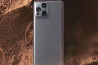 OPPO Find X3 Pro火星探索版海报曝光,16GB+512GB顶配