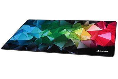 Sharkoon推出SKILLER SGP30 XXL鼠标垫 可选多种图案