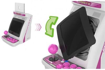 屏幕可旋转 日本游戏厂商Taito推出Egret II Mini街机