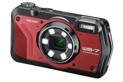 可在20米水下拍摄2小时 理光新潜水相机曝光