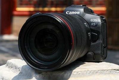 拍照同样为王 佳能EOS R5带你体验城市风光摄影