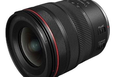 RF14-35mm F4 L IS USM鏡頭清晰外觀曝光
