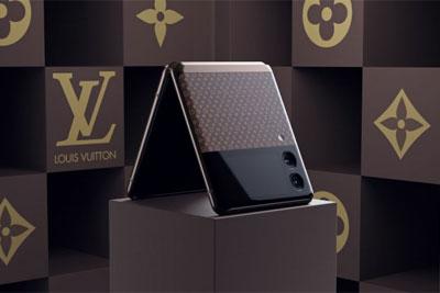 设计师畅想:Louis Vuitton版Galaxy Z Flip 3会是什么样子