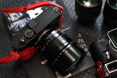 与原厂差价20倍 试用铭匠M90mm f/1.25镜头