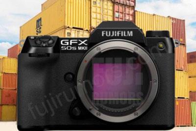 富士将在9月发售GFX50SMKII