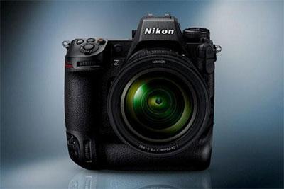 尼康Z 9将搭载4500万像素传感器