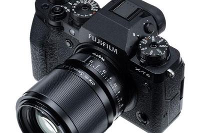 图丽atx-m 56mm f/1.4 X镜头正式发布