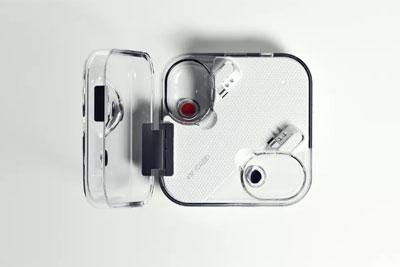 一加联合创始人Carl Pei将推出真无线耳机:透明充电盒设计