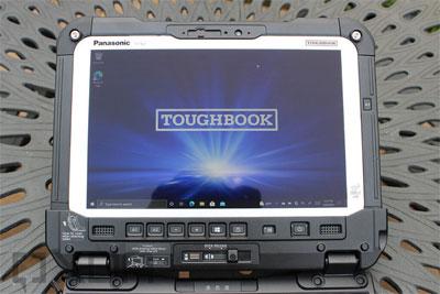 松下发布三防Win10平板电脑TOUGHBOOK G2:模块化设计