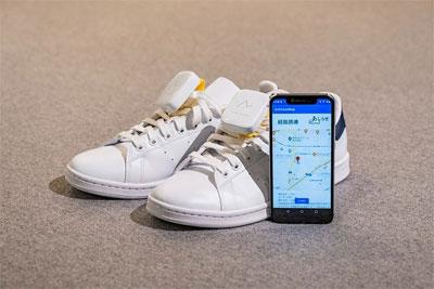 本田给鞋子做了个导航系统,干什么用的?