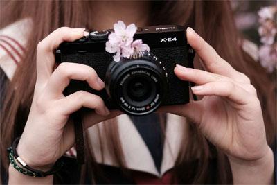 用影像记录青春的美 盘点开学季那些不容错过的相机