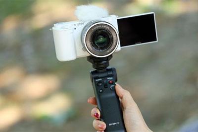 索尼首款APS-C画幅可换镜VLog相机 索尼ZV-E10评测