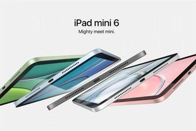 全面屏不是唯一亮点 iPad mini6这样推翻前五代传承