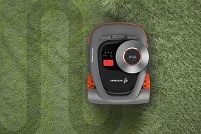 赛格威首款智能割草机器人发布:私人花园新标配