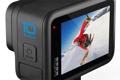 GoPro Hero 10 Black参数曝光