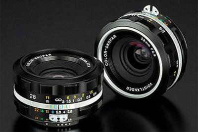 确善能正式发布福伦达28mm F2.8镜头:三千八!