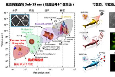 加工精度可达 14nm,我国科学家用蜘蛛丝造出纳米机器人