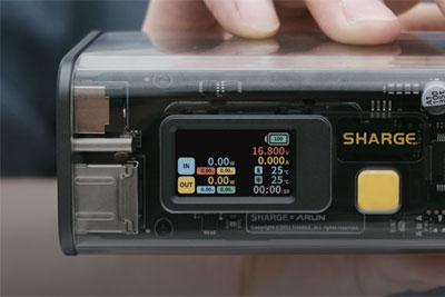 魅族预热PANDAER×闪极联名移动电源:25600mAh容量,100W功率