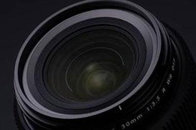 富士中画幅30mm F4.5和35mm F4镜头专利出炉